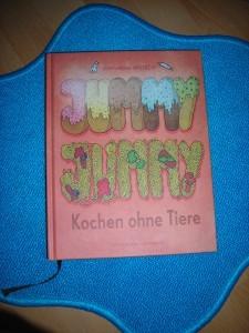 """Cover von """"Jummy Jummy: Kochen ohne Tiere"""""""