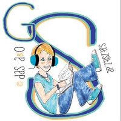 "Cover des Literatur Podcasts ""Gesprochene Sitzsätze"""