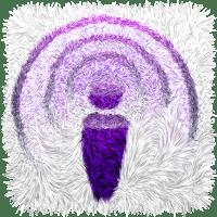 Teppich mit Podcast Logo für den Feed von das A&O