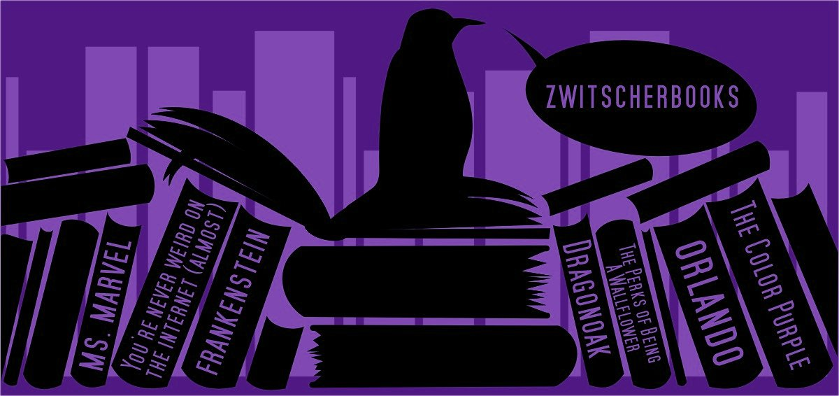 "Twitter Header de Zwitschbuchclubs zu ""The Color Purple"""