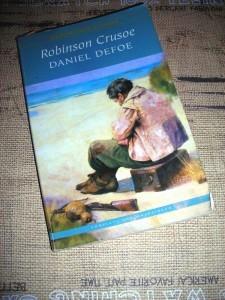 """Cover von """"Robinson Crusoe"""""""