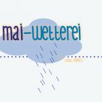 Wolkenillustration von das A&O zum Mai-Wetter
