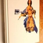 Weißes Cover mit aufweniger Illustration, die Hauptfigur Orlando als Frau zeigt